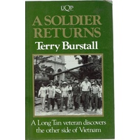 A Soldier Returns. A Long Tan Veteran Discovers The Other Side Of Vietnam