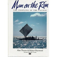 Man On The Rim. The Peopling Of The Pacific