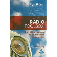 Radio Toolbox. Everything You Need To Get Started In Broadcasting