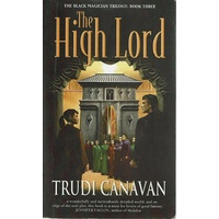 The High Lord. The Black Magician Trilogy. Book Three
