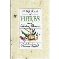 A Gift Book Of Herbs And Herbal Flowers