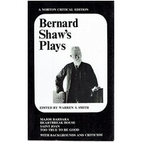 Bernard Shaw's Plays