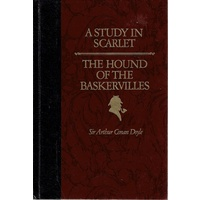 A Study In Scarlet. The Hound Of The Baskervilles
