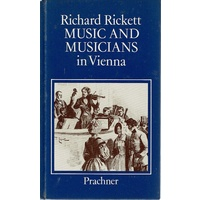 Music And Musicians In Vienna