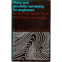 Plane And Geodetic Surveying For Engineers. Vol 1.Plane Surveying