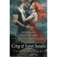The Mortal Instruments. Book Five. City Of Lost Souls