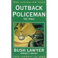 Outback Policeman. Bush Lawyer