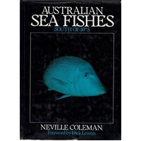 Australian Sea Fishes South Of 30's
