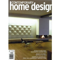 Contemporary Home Design.  No. 3.2