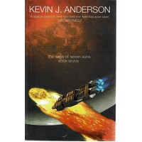 The Ashes Of Worlds. The Saga Of Seven Suns. Book Seven