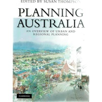 Planning Australia. An Overview Of Urban And Regional Planning