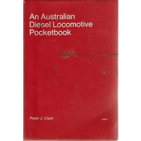 An Australian Diesel Locomotive Pocketbook