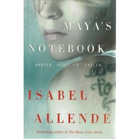 Maya's Notebook. Wanted. Addicted. Exiled