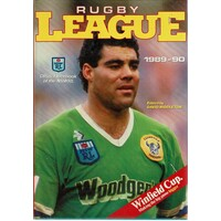 Rugby League 1989 - 90