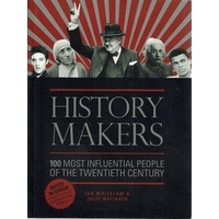 History Makers. 100 Most Influential People Of The Twentieth Century