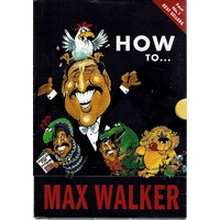How To. Max Walker. Set Of 4