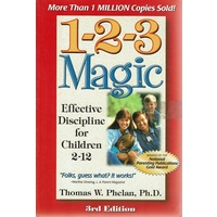 1 2 3 Magic. Effective Discipline For Children 2-12