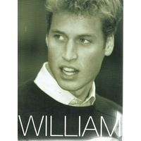 William. HRH Prince William Of Wales