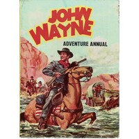 John Wayne Adventure Annual