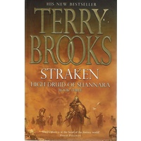 Straken. High Druid Of Shannara. Book Three