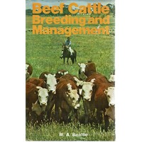Beef Cattle Breeding And Management