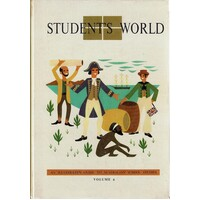 Student's World. An Illustrated Guide To Australian Schol Studies.  Volume 6