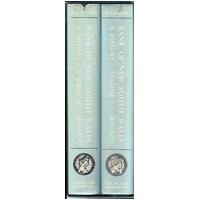 Bank Of New South Wales. A History. 2 Volume Set