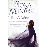 King's Wrath. Book Three Of The Valisar Trilogy