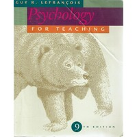 Psychology For Teaching