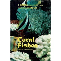 Coral Fishes Their Care And Maintenance