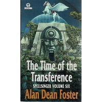 The Time Of The Transference. Spellsinger. Volume Six