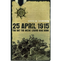 25 April 1915. The Day The Anzac Legend Was Born