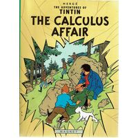 Calculus Affair. The Adventures of Tintin