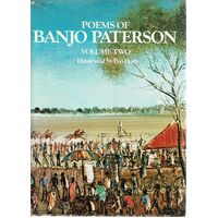 Poems of Banjo Paterson Volume Two