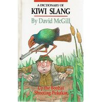 A Dictionary Of Kiwi Slang