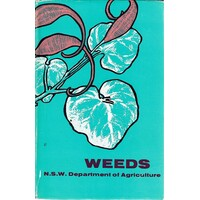 Weeds. A Volume In The Farmers Handbook Series