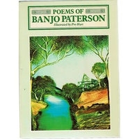 Poems Of Banjo Paterson / Poems Of Henry Lawson. (2 Vol Set)