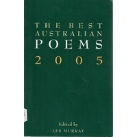 The Best Australian Poems 2005