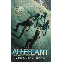 Allegiant. The Divergent Series. Book Three