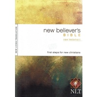 New Believer's New Testament-NLT