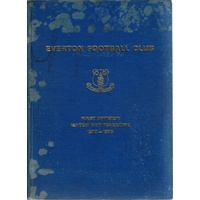 Everton Football Club. First Division Match Day Magsazine 1972-1973