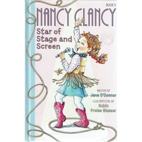 Nancy Clancy. Star Of Stage And Screen
