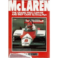 McLaren. The Grand Prix, Can-Am And Indy Cars