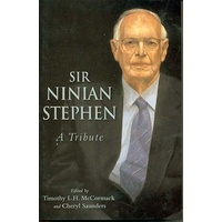 Sir Ninian Stephen. A Tribute
