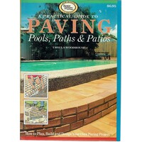 A Practical Guide To Paving Pools, Paths And Patios