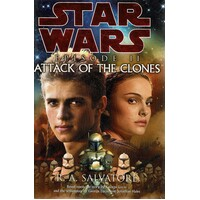 Star Wars. Attack Of The Clones