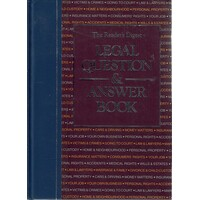 Legal Question And Answer Book