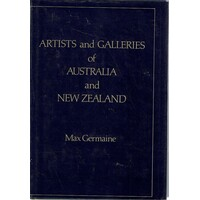 Artists And Galleries Of Australia And New Zealand