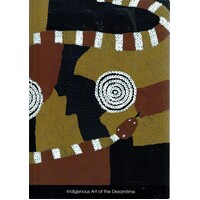 Indigenous Art Of The Dreamtime