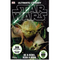 Star Wars. Be A Rebel. Read A Book. Ultimate Library